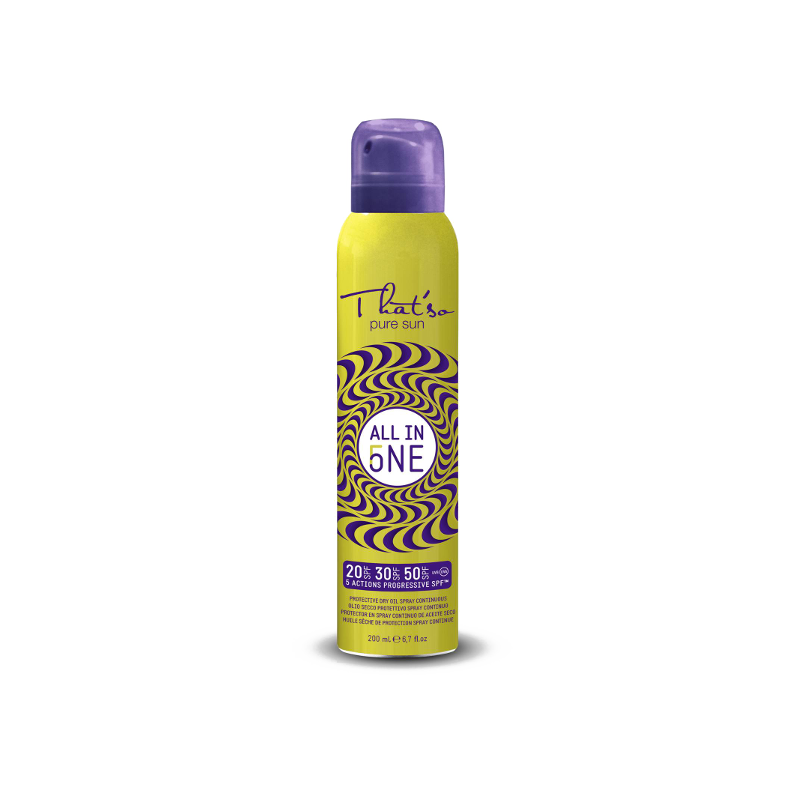 ALL IN ONE – SPF 200 ML